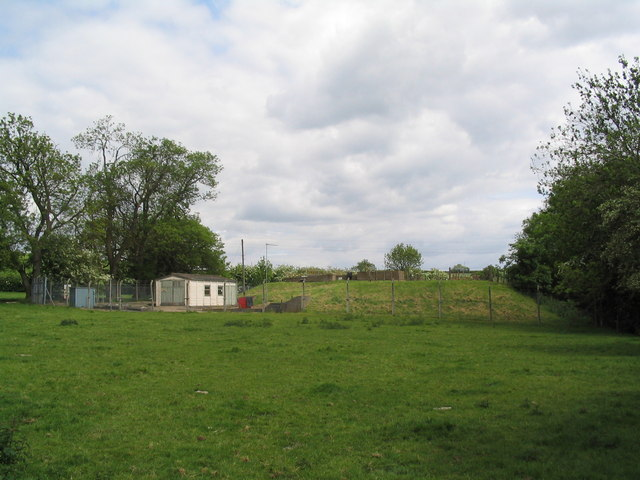 The sewage works at Edenham