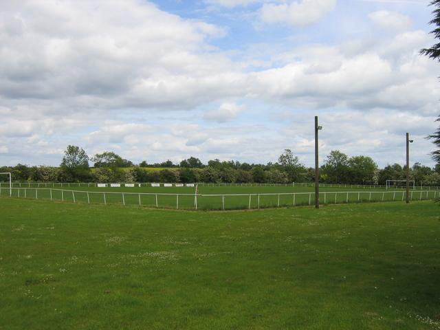 Littleton Football Club pitch