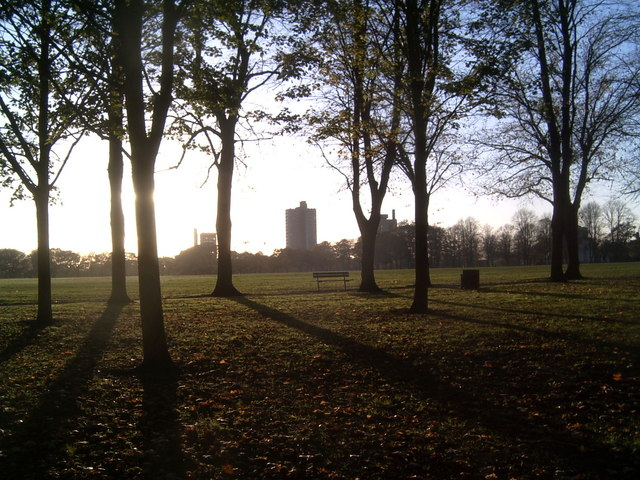 Autumn In Victoria Park