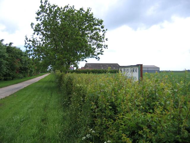 Iram Farm, Rampton, Cambs