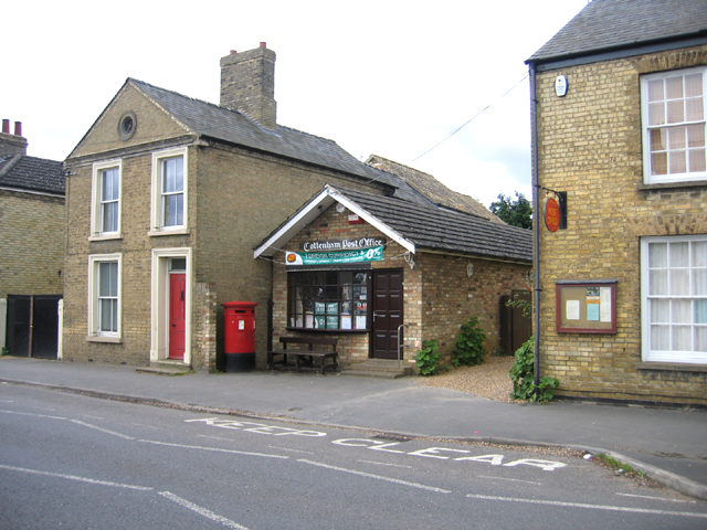 Post Office, Cottenham, Cambs