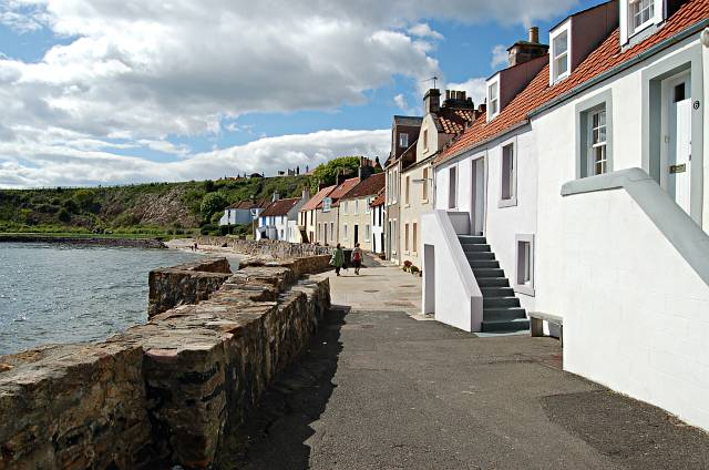 West shore, Pittenweem