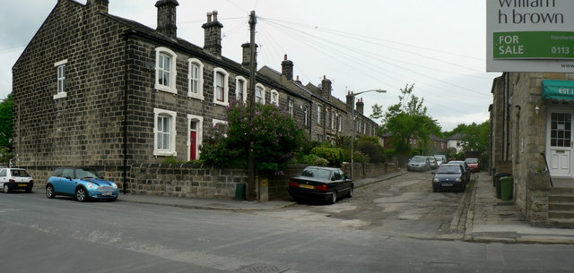 Regent Road, Horsforth