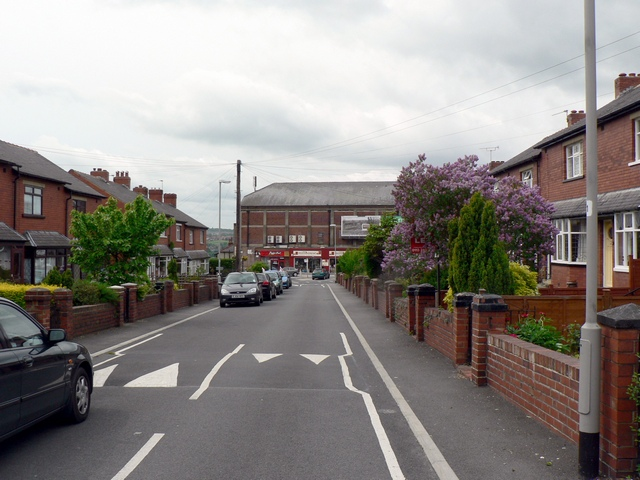 Sunnybank Road, Horsforth