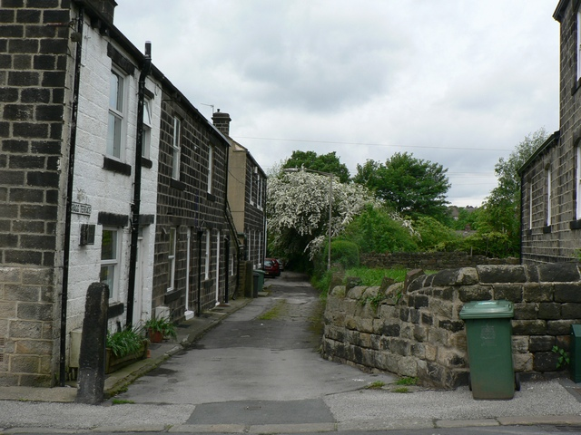Cragg Terrace, Horsforth