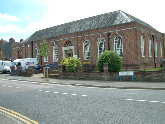 Charminster Library, North Bournemouth