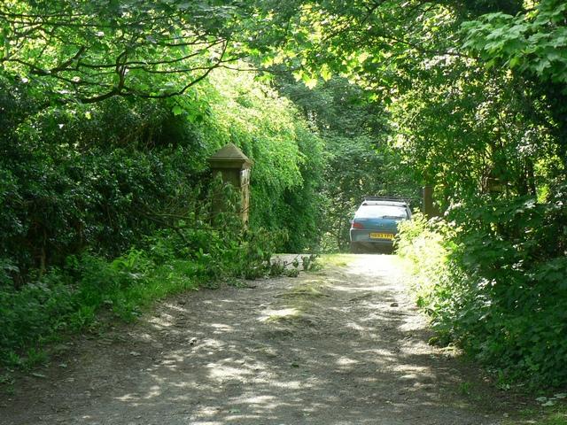 Footpath to Norwood Bottom, Lindley Bridge