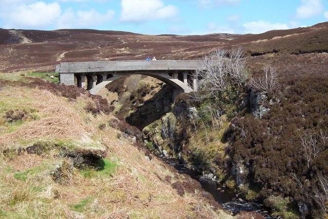 Leverhume Bridge