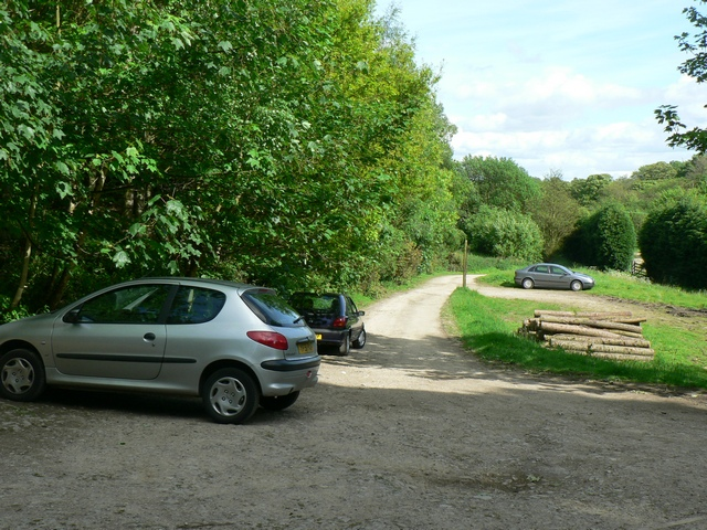 Car Park at Lindley Bridge