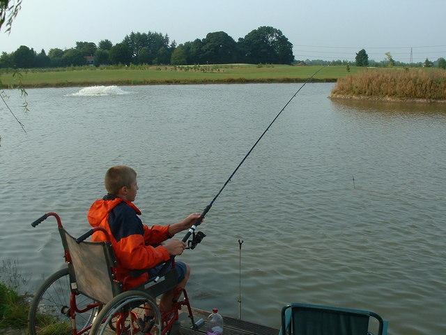 Fishing Lake, Tydd St Giles Golf Course