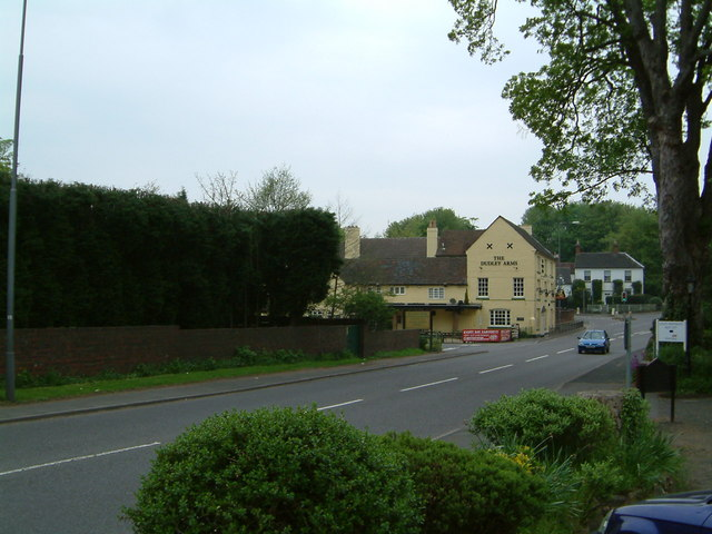 The Dudley Arms, Stourbridge Road, Himley