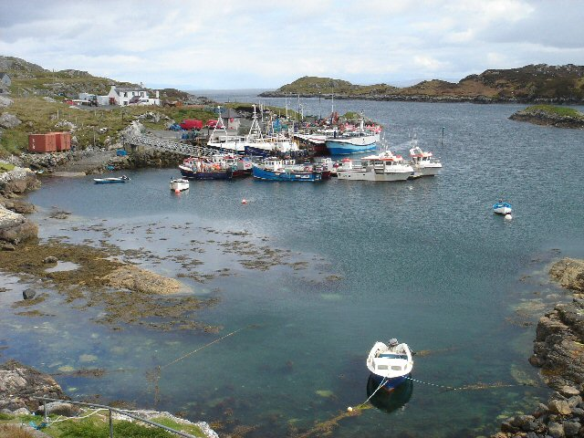Stockinish Harbour