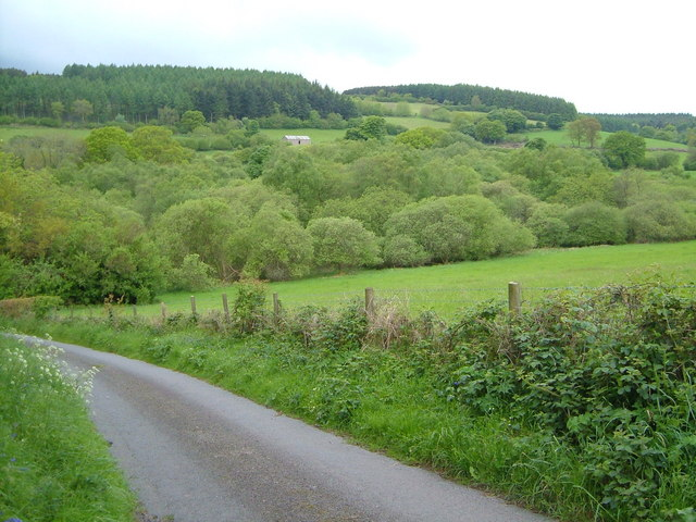 View near Blackingstone