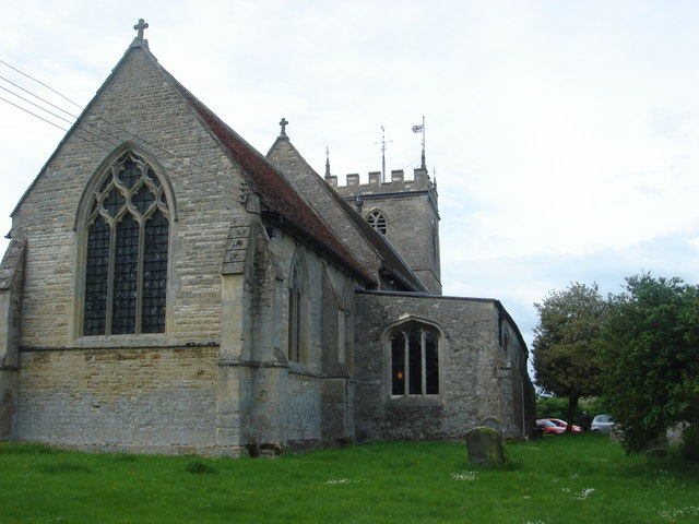 St. Mary, Chalgrove