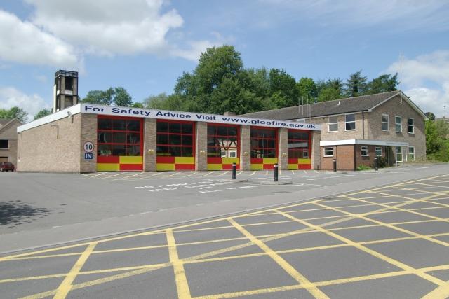 Stroud Fire Station