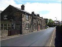SK3092 : Shoulder of Mutton Pub at Worrall by Michael Knapton