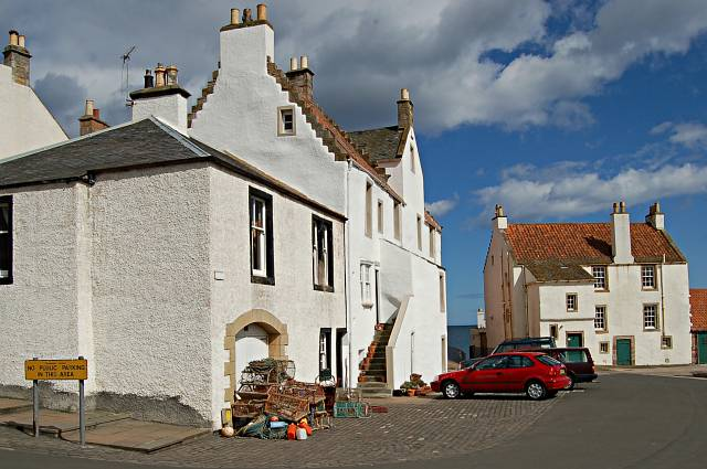 Shore head, Pittenweem East Harbour