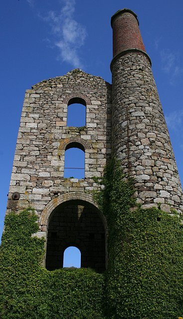 Woolf's Engine House at Condurrow