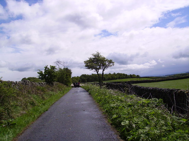 Country Road Rathmell