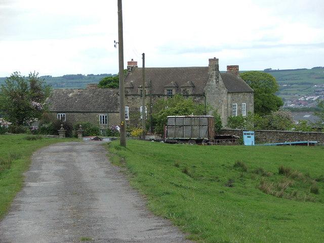 Pontop Hall Farm