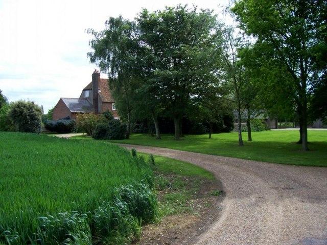 Dane End farm