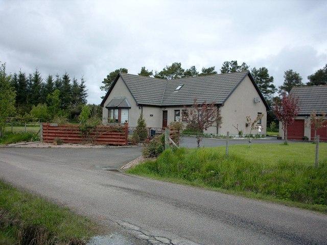 Kylerhea House near B9018.