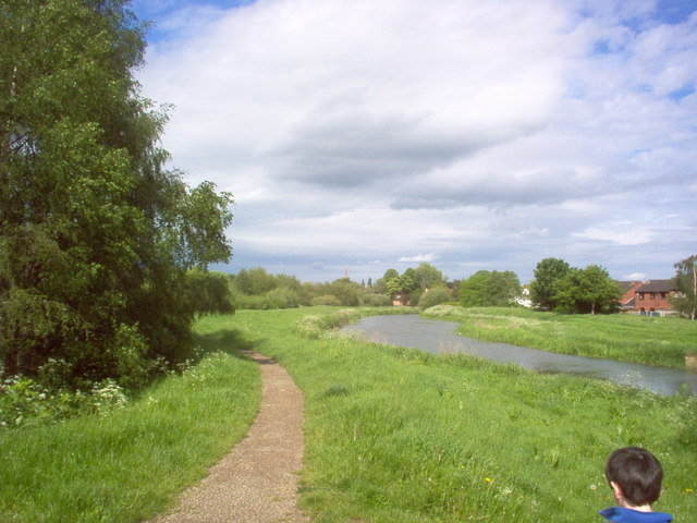 River Witham looking North