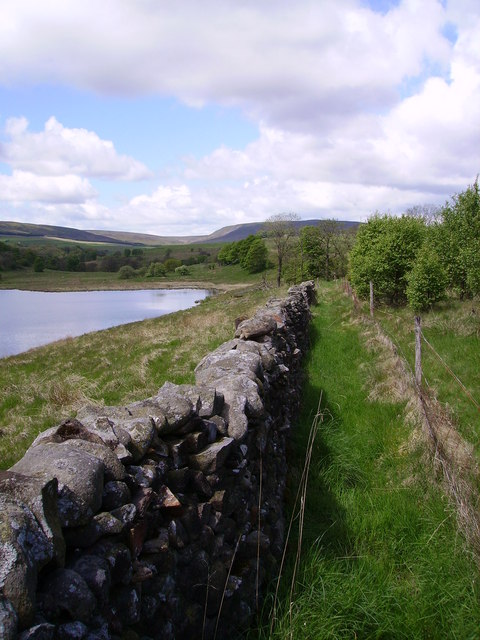 Wall Stocks Reservoir