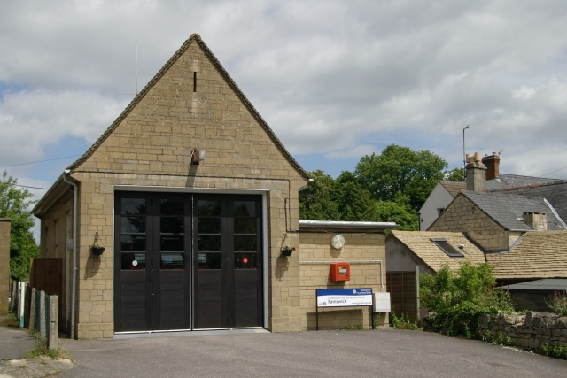 Painswick Fire Station
