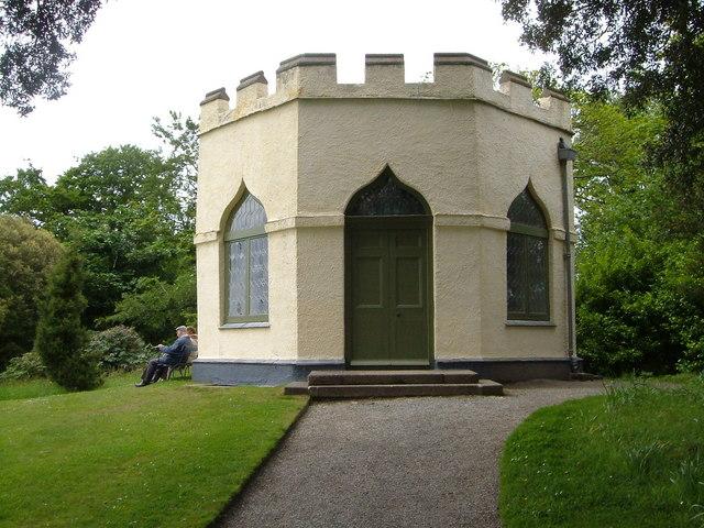 The Castle, Saltram House