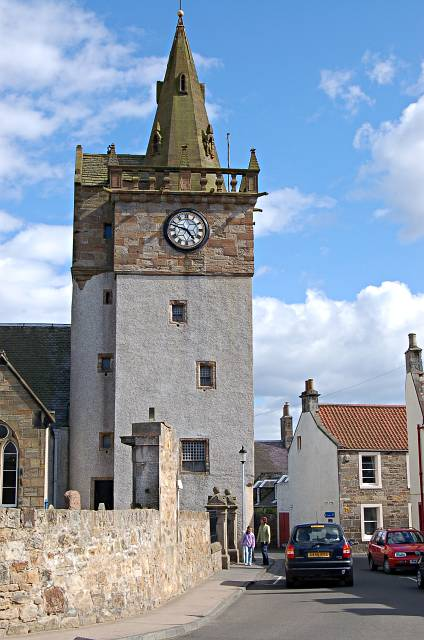 Tolbooth, Pittenweem