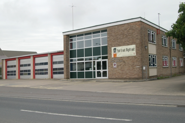 Bridgwater Fire Station