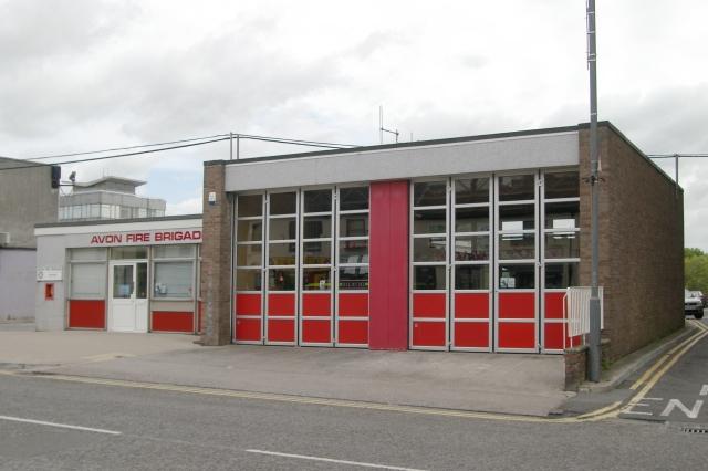 Keynsham Fire Station