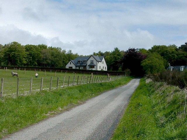 Bear Hill, Davoch of Grange.