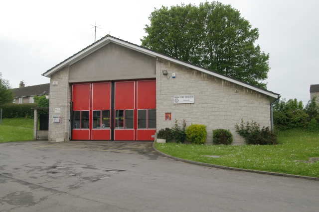 Radstock Fire Station