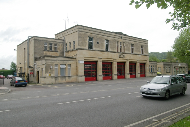 Bath Fire Station