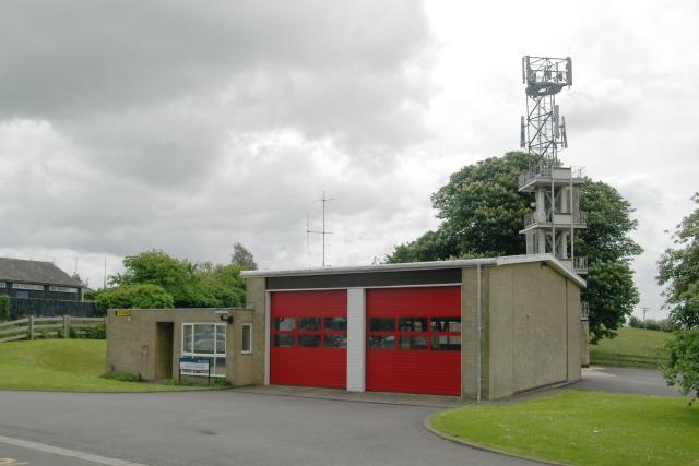 Wotton-Under-Edge Fire Station