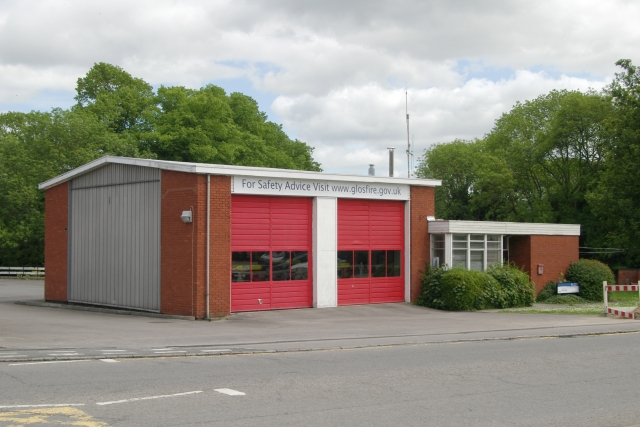 Dursley Fire Station