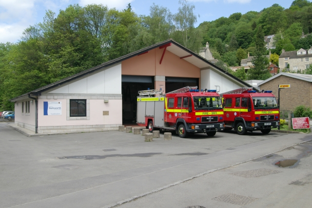 Nailsworth Fire Station