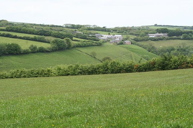 Lynton & Lynmouth: West Lyn valley