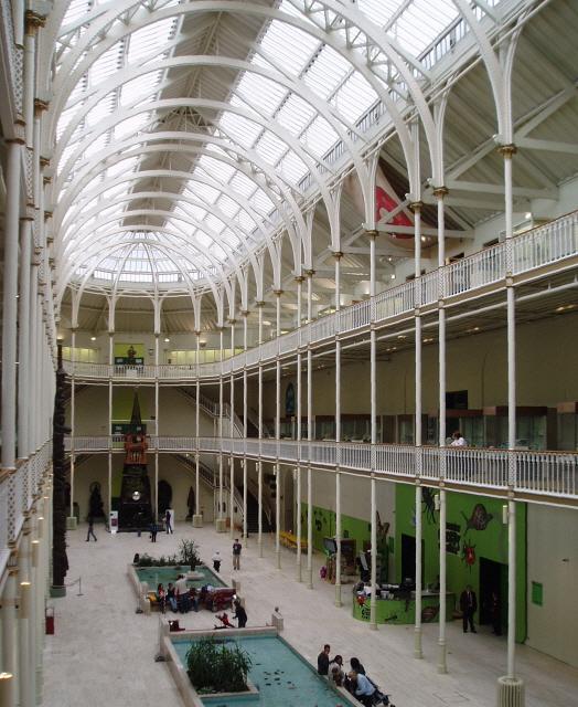 Main Hall, Royal Museum