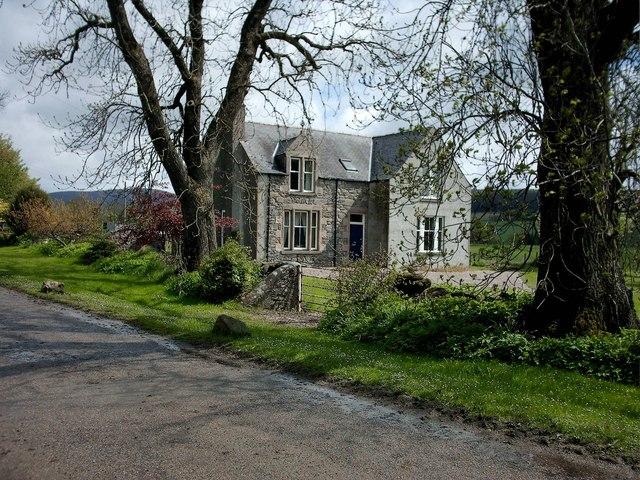 Floors Farmhouse, Davoch of Grange