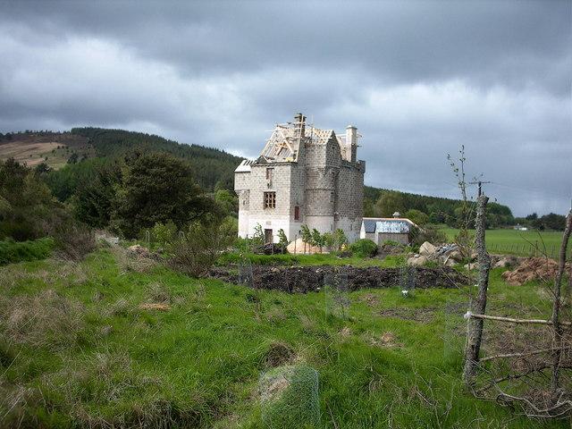 New Castle near Keith.