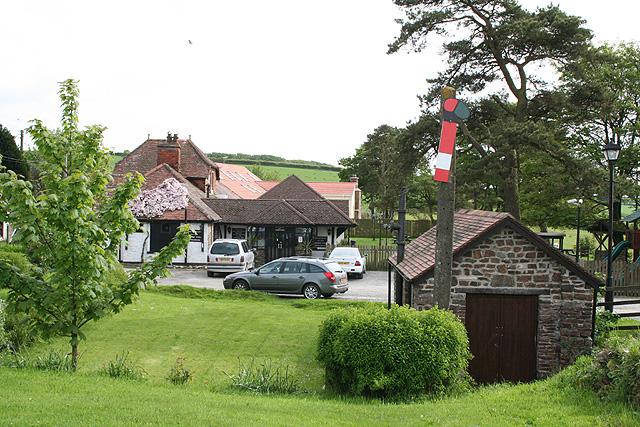 Kentisbury: Blackmoor Gate