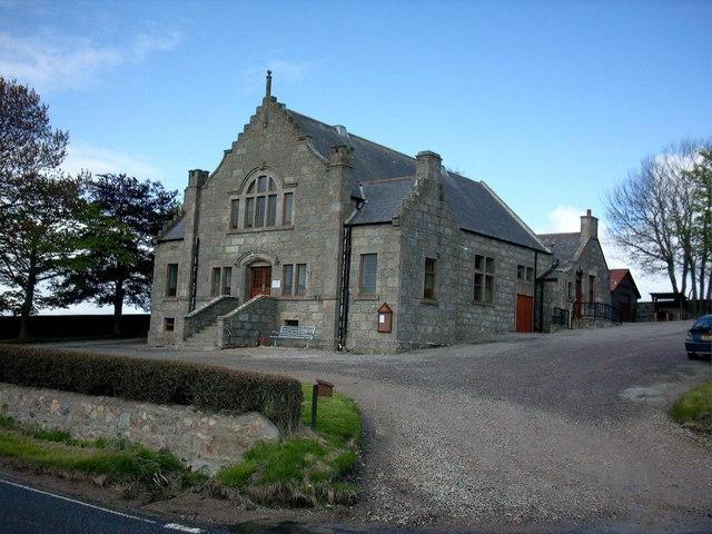 King Memorial Hall, Grange