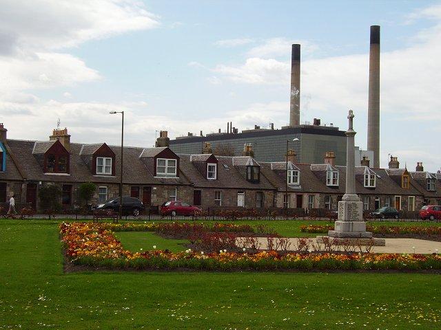 Cockenzie and Port Seton war memorial