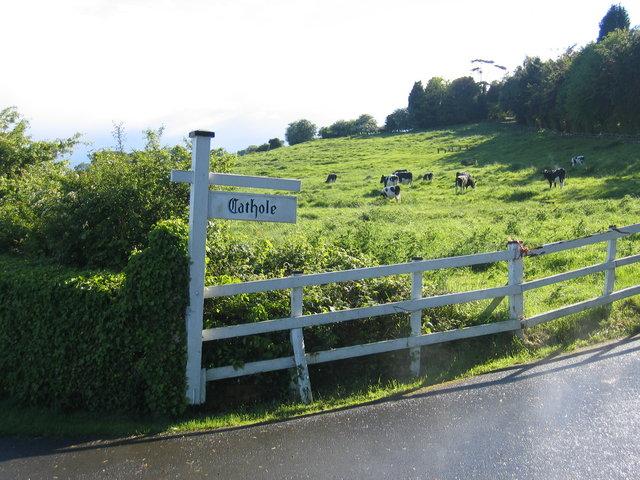 Driveway to Cathole
