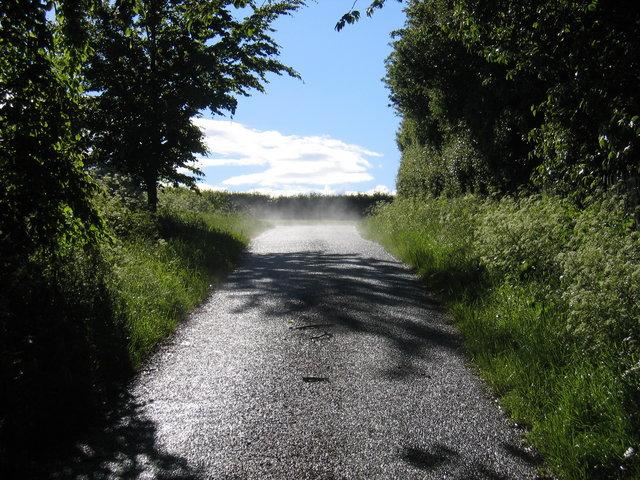 Steaming lane