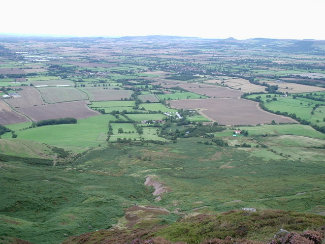 View from Cringle Moor