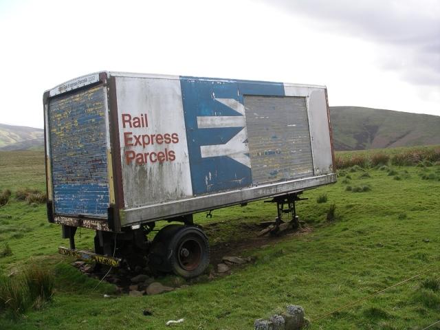Railway Wagon, Blackhopebyre Rig